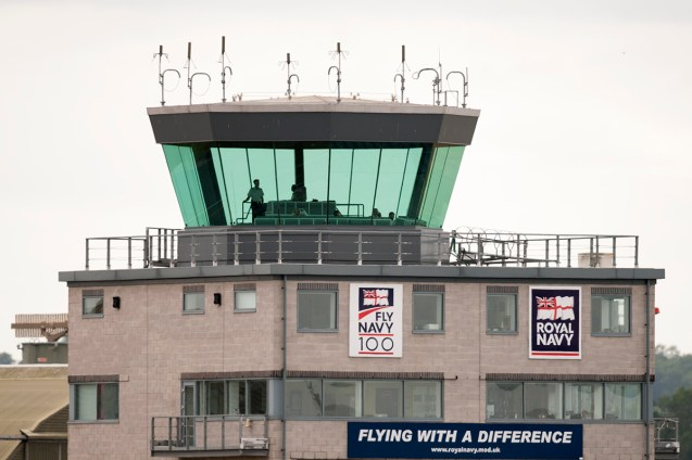 © Duncan Monk • RNAS Yeovilton ATC Tower • RNAS Yeovilton Air Day 2015