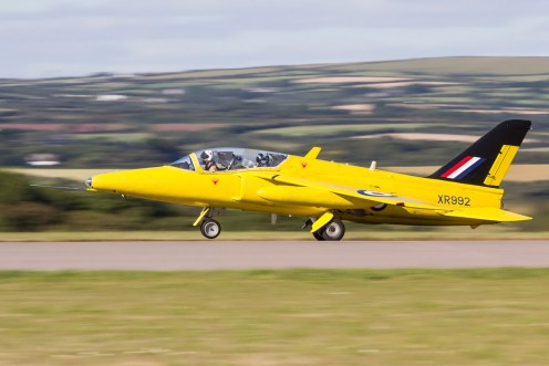 © Ben Montgomery • Folland Gnat T.1 XR992 • RNAS Culdrose Air Day 2015