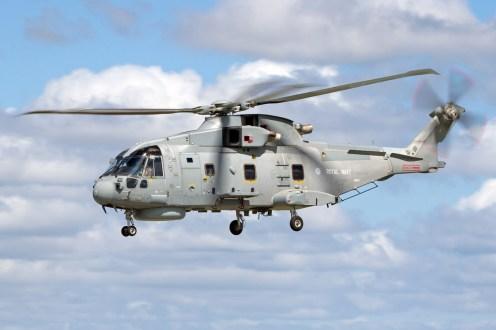 © Ben Montgomery • AgustaWestland Merlin HM.2 ZH843 • RNAS Culdrose Air Day 2015
