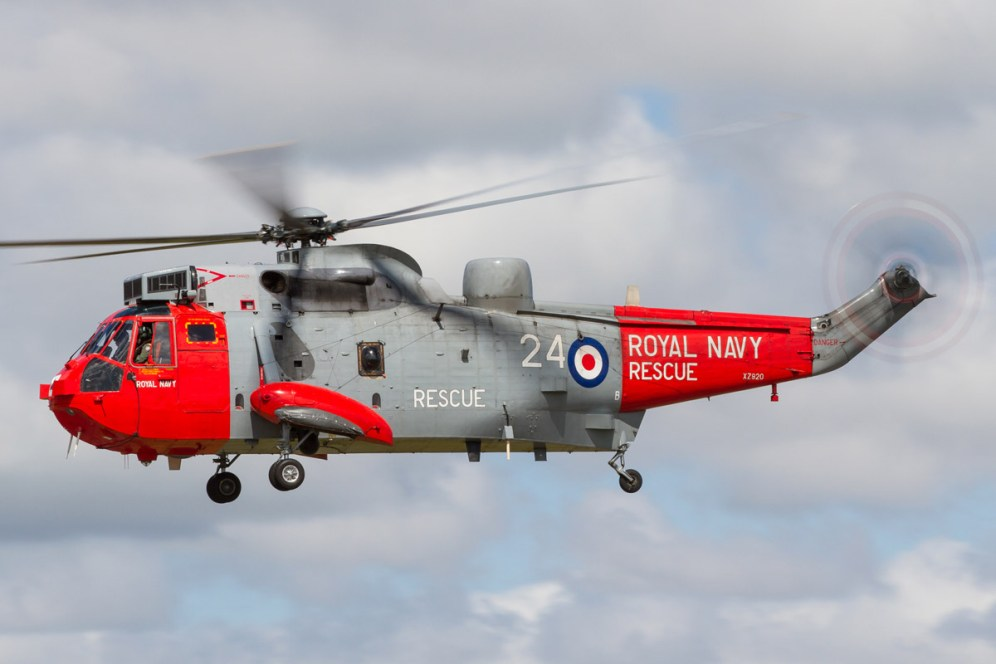 © Ben Montgomery • Westland Sea King HU.5 XZ920 • RNAS Culdrose Air Day 2015