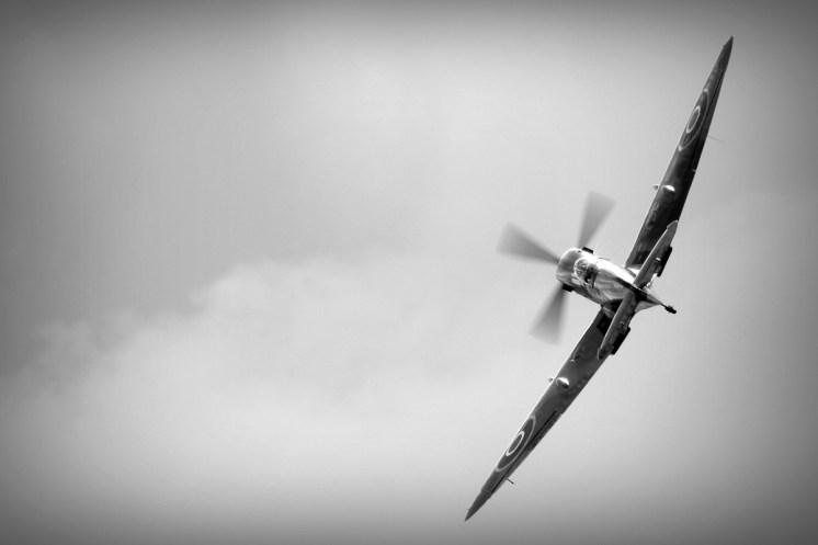 © Jamie Ewan • Supermarine Spitfire LF-MkXVIe TD248/G-OXVI • East Kirkby Airshow
