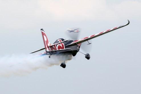 © Adam Duffield • Kirby Chambliss • Red Bull Air Race - Ascot