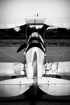 © Jamie Ewan • de Havilland DC.82A Tiger Moth G-AOHY • East Kirkby Airshow