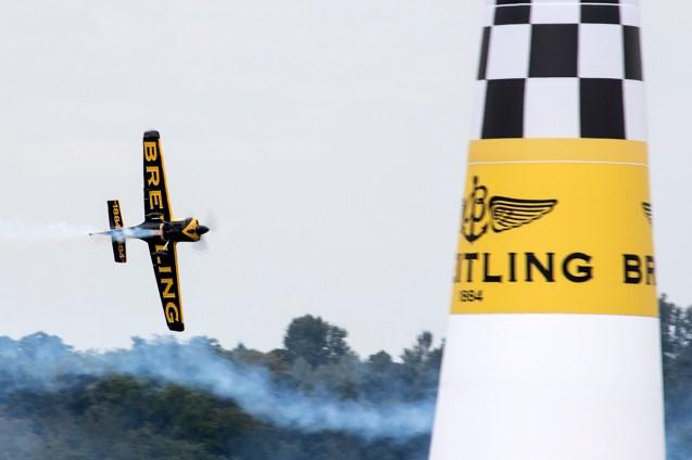 © Adam Duffield • Francois Le Vot • Red Bull Air Race - Ascot