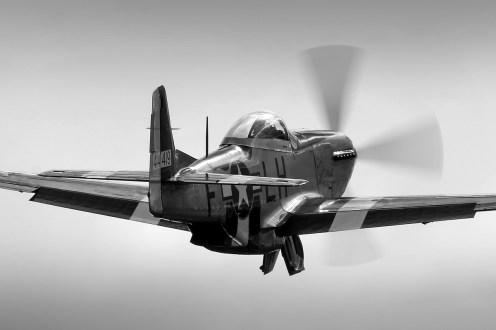 Jamie Ewan • North American P-51D Mustang 'Janie' G-MSTG • East Kirkby Airshow