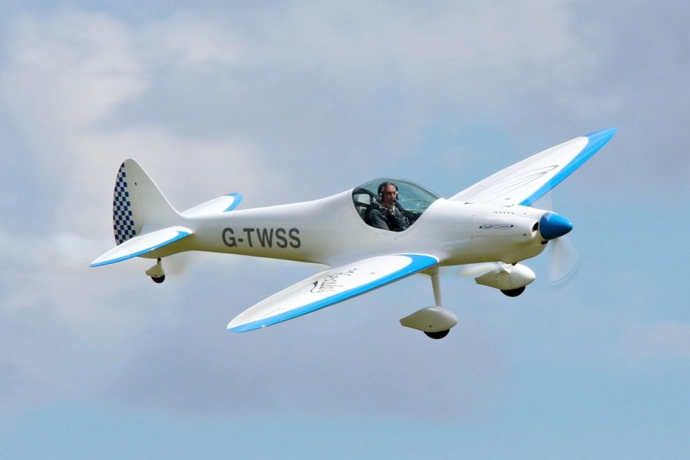 © Jamie Ewan • Silence Twister G-TWSS • East Kirkby Airshow