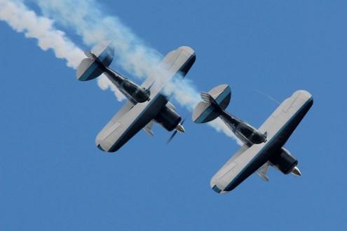 © Jamie Ewan • Wildcat Aerobatics • East Kirkby Airshow