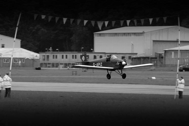 © Jamie Ewan • Druine Turbulent • Dunsfold Wings & Wheels 2015