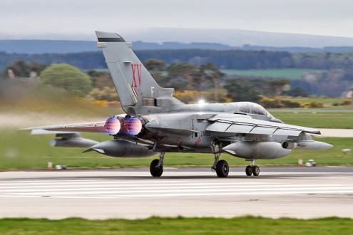 © Ben Montgomery • Panavia Tornado GR4 ZA402 • RAF Special Paint Schemes 2015