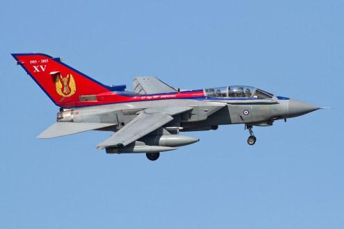 © Ben Montgomery • Panavia Tornado GR4 ZA461 • RAF Special Paint Schemes 2015