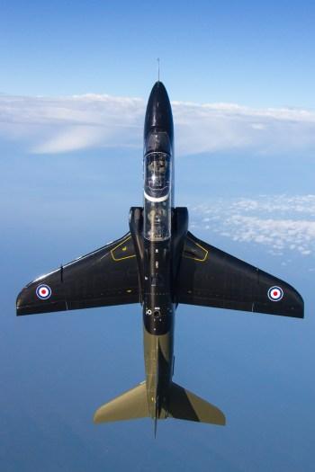 © Paul Heasman • BAe Hawk T1 XX350 • RAF Special Paint Schemes 2015