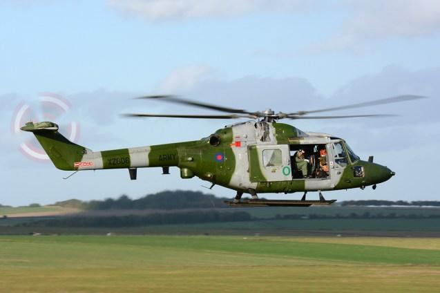 © Mark Empson • Westland Lynx AH.7 XZ606 • AAC Lynx AH.7 Retirement