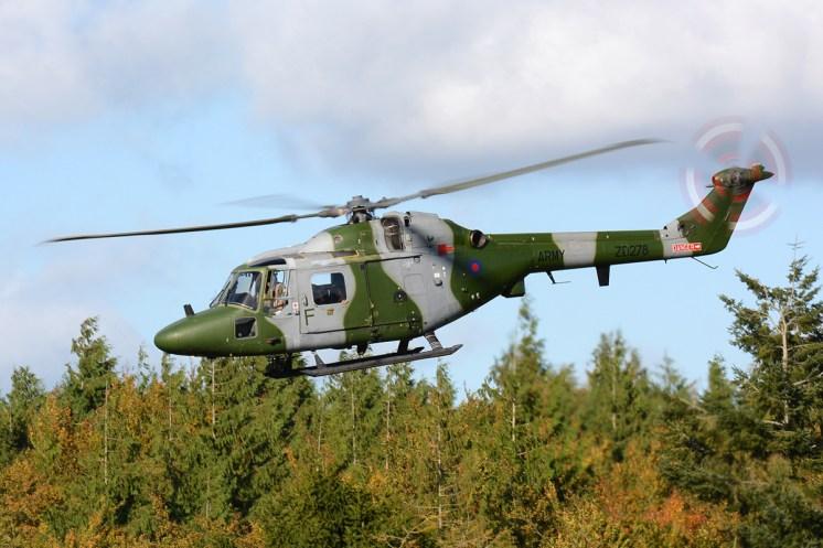 © Mark Empson • Westland Lynx AH.7 ZD278 • AAC Lynx AH.7 Retirement