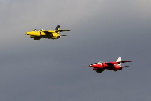© Jamie Ewan - Folland Gnat T1 - The Yorkshire Air Show 2015