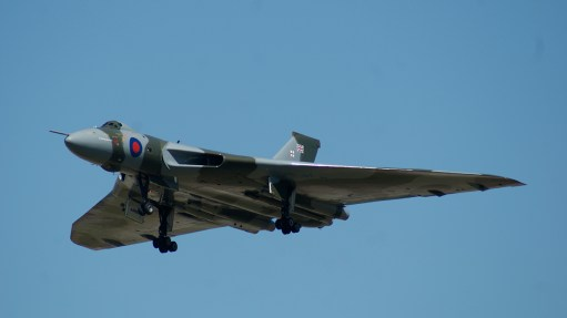 © Jaehme Umney - RIAT on Sunday 19th July - Vulcan XH558 Image Wall