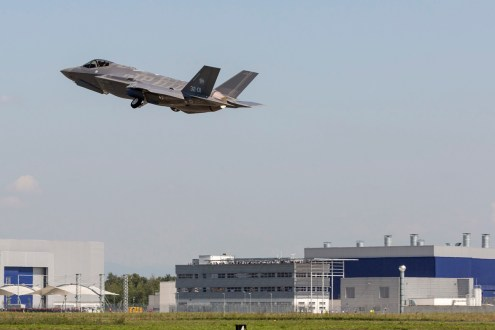 © Lockheed Martin - Todd McQueen • Lockheed Martin F-35A Lightning II • F-35 Joint Strike Fighter Part 2