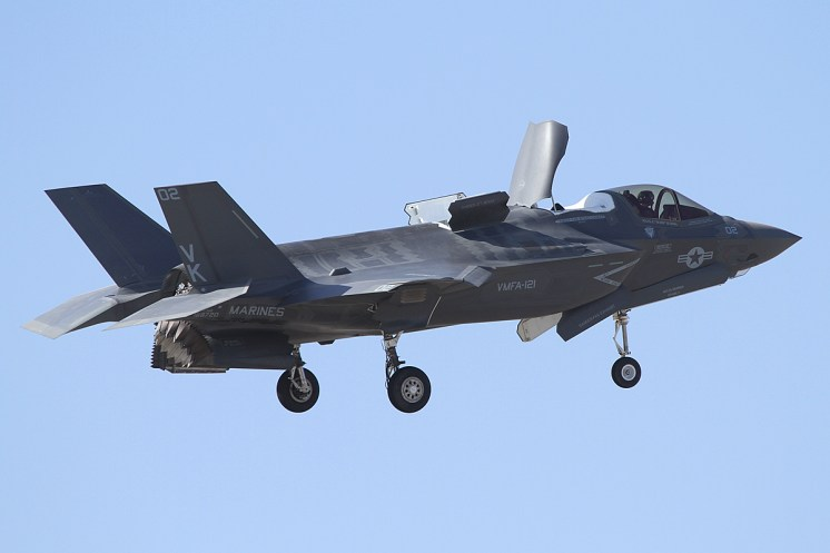 © Mark Forest • Lockheed Martin F-35B Lightning II • F-35 Joint Strike Fighter Part 2