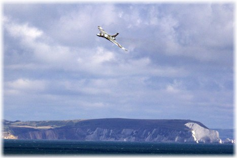 © Teresa Punter - Bournemouth Airshow on Sunday 30th August - Vulcan XH558 Image Wall