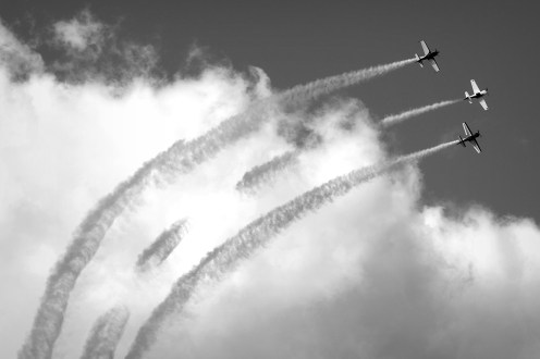 © Jamie Ewan - The Global Stars - The Yorkshire Air Show 2015