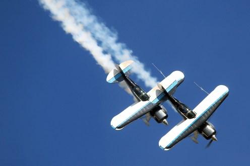 © Jamie Ewan - Wildcat Aerobatics - The Yorkshire Air Show 2015