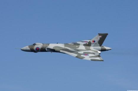 © Christopher Haworth - Sunderland International Air show in 2011 - Vulcan XH558 Image Wall