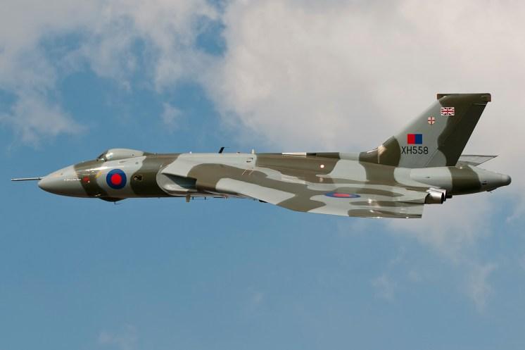 © Duncan Monk - Little Grandson Airshow 2013 - Vulcan XH558 Image Wall