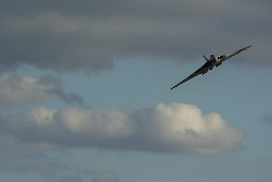 © Luke Webster - Church Fenton Yorkshire airshow Saturday 26/09/15 - Vulcan XH558 Image Wall