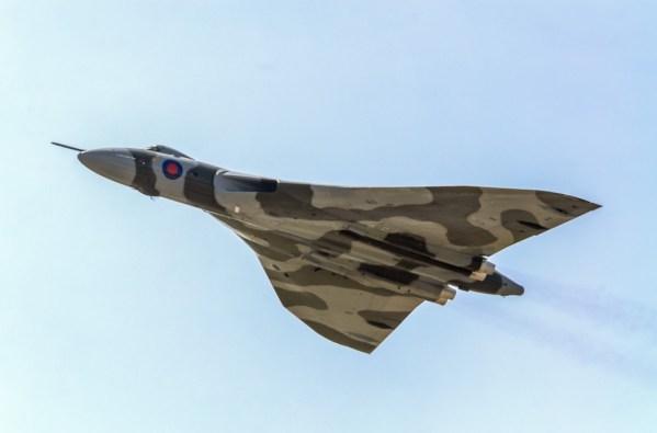 © Mike Watson/www.mike-watson.co.uk - RNAS Yeovilton on 13th July 2013 - Vulcan XH558 Image Wall