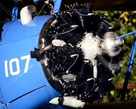 © Mark Empson - Boeing PT-17 Stearman N62658 - Bourne Park Nightshoot