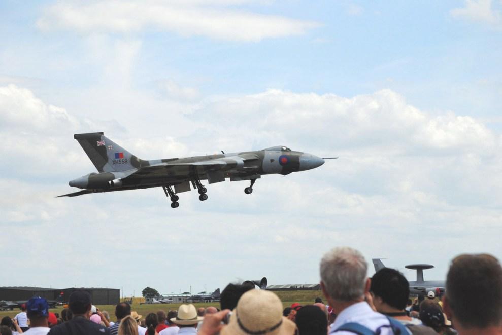 © Neal Edward - Waddington Airshow 2010 - Vulcan XH558 Image Wall