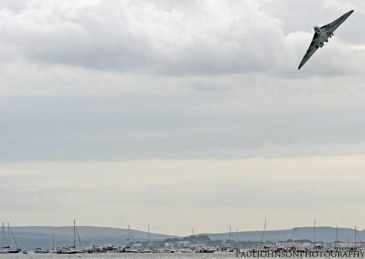 © Paul Johnson - Bournemouth Air Festival 2014 - Vulcan XH558 Image Wall