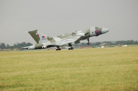 © Rod Martell - RAF Marham 12 August 2010 - Vulcan XH558 Image Wall