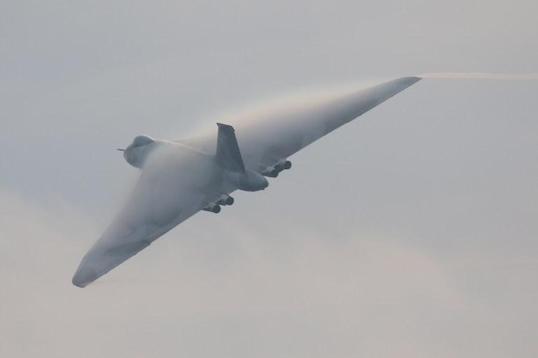 © Cindy Dudson - The last flight of XH558 - Vulcan XH558 Image Wall