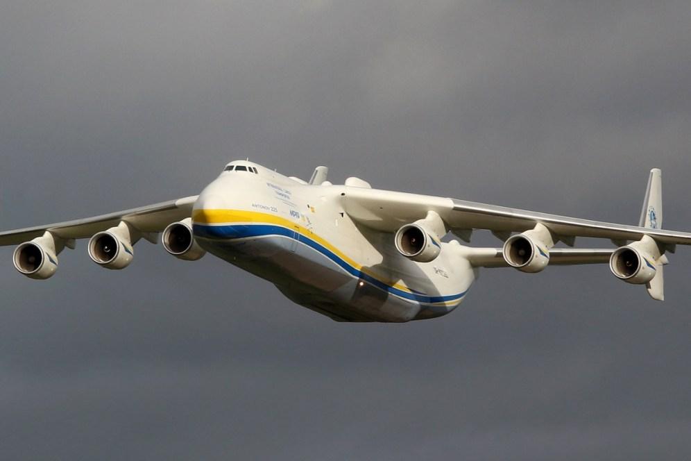 © Jamie Ewan - Antonov Design Bureau Antonov AN225 Myria UR-82060 - AeroResource 2015 Highlights