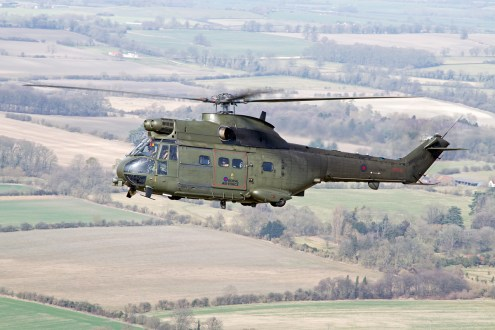 © Ben Montgomery - UK MoD Helicopter Upgrades - AeroResource 2015 Highlights
