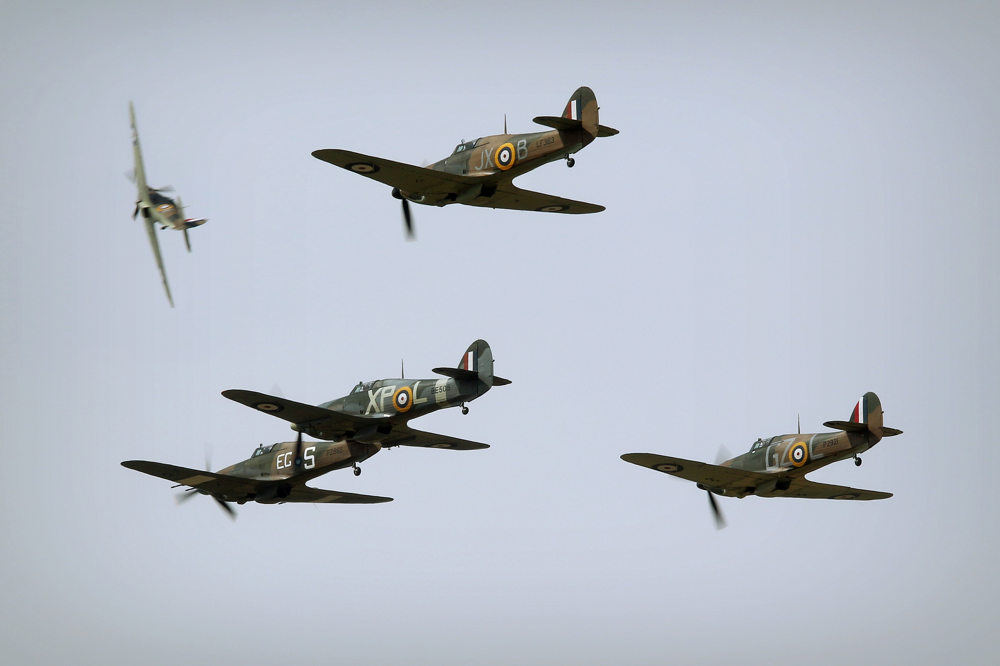 © Jamie Ewan - RIAT 75th Battle of Britain Anniversary Salute - AeroResource 2015 Highlights