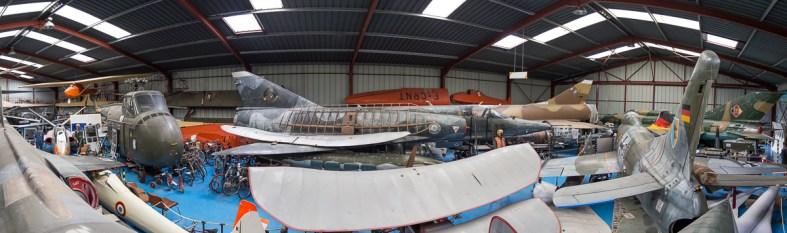 © Adam Duffield - Hangar Panorama - L'Epopee de l'Industrie et de l'Aeronautique