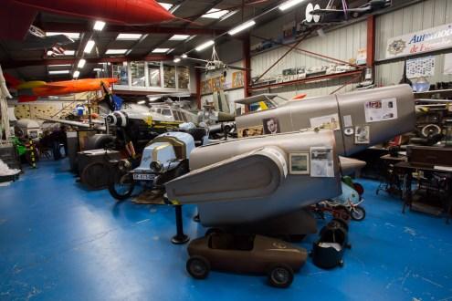 © Adam Duffield - Couzinet 70 and Nord N1101 Noralpha F-BLQV - L'Epopee de l'Industrie et de l'Aeronautique