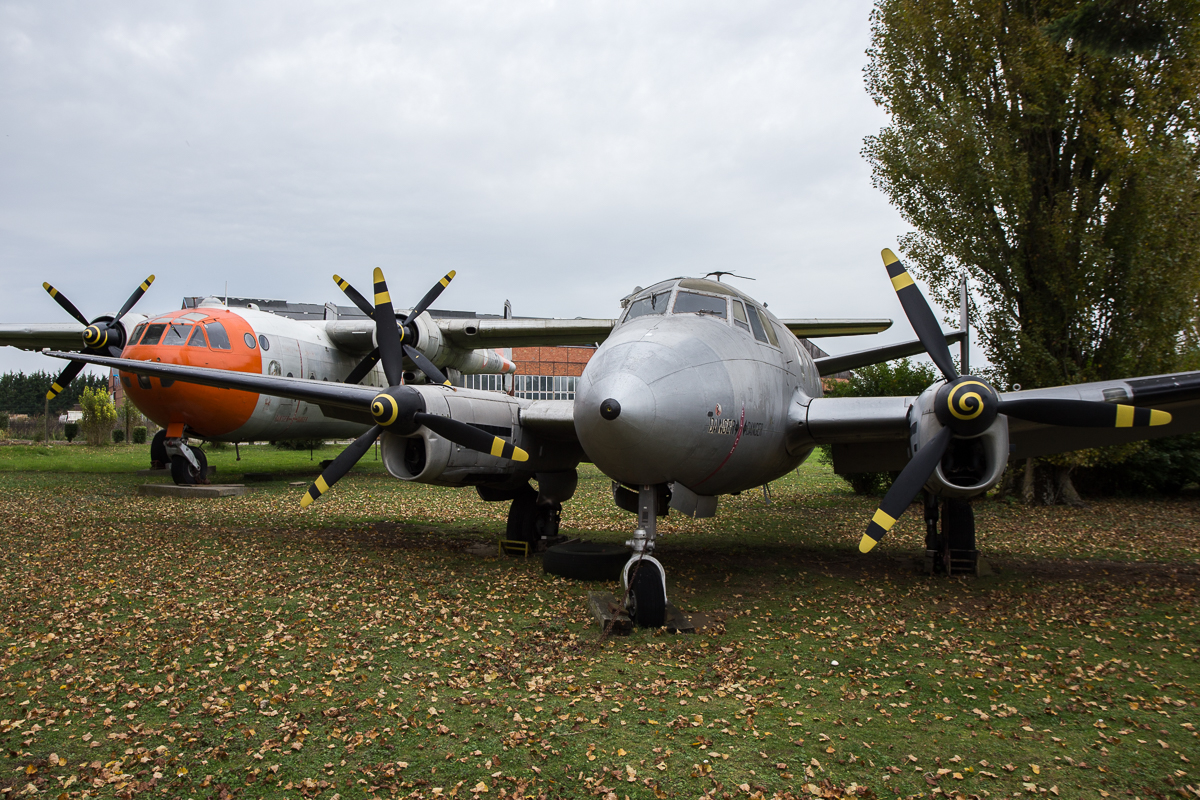 © Adam Duffield - Dassault MD312 Flamant 148/319-DE - L'Epopee de l'Industrie et de l'Aeronautique
