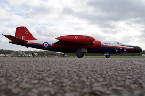 © Jamie Ewan - English Electric Canberra B(I)8 WT333 - WT333 60th Anniversary