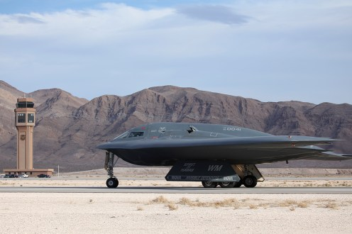 © Mark Forest - Northrop Grumman B-2 Spirit - Whiteman Air Force Base