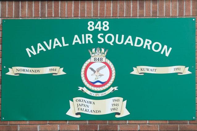 © Duncan Monk - Royal Navy 848 Naval Air Squadron