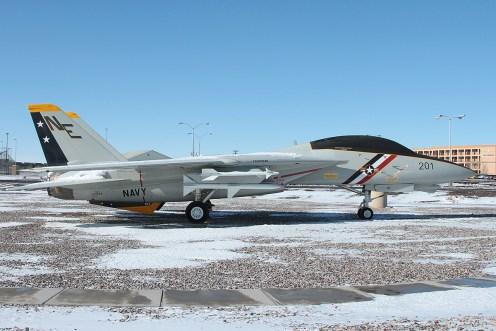 © Mark Forest - Grumman F-14A Tomcat 159626 - NAS Fallon