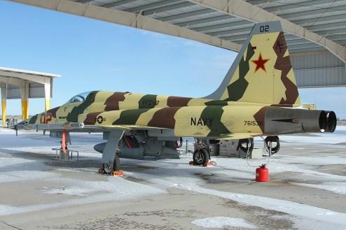 © Mark Forest - Northrop F-5N Tiger II 761536 - NAS Fallon