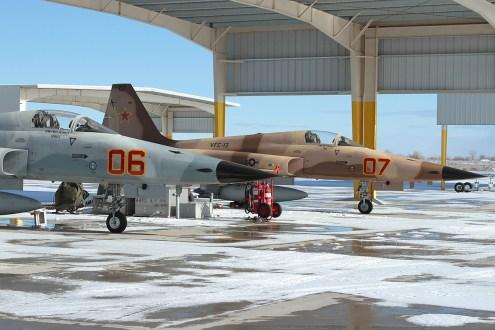 © Mark Forest - Northrop F-5N Tiger II - NAS Fallon