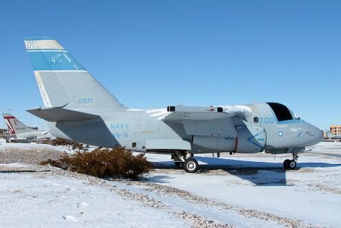 © Mark Forest - Lockheed S-3 Viking - NAS Fallon