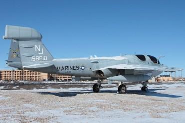 © Mark Forest - Grumman EA-6B Prowler 158810 - NAS Fallon