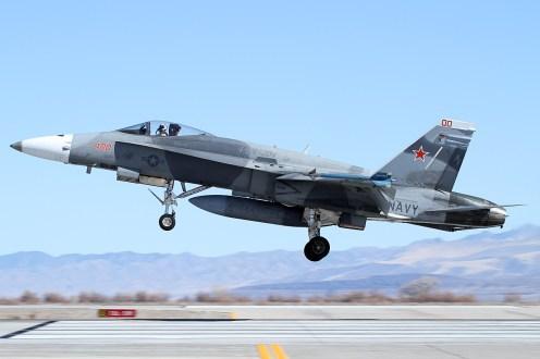 © Mark Forest - McDonnell Douglas F/A-18A - VFA-204 - NAS Fallon