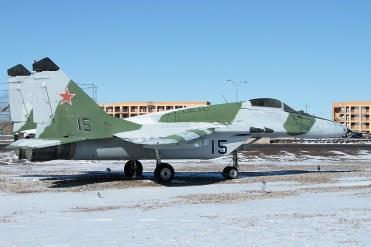 © Mark Forest - Mikoyan-Gurevich MiG-29 15 - NAS Fallon