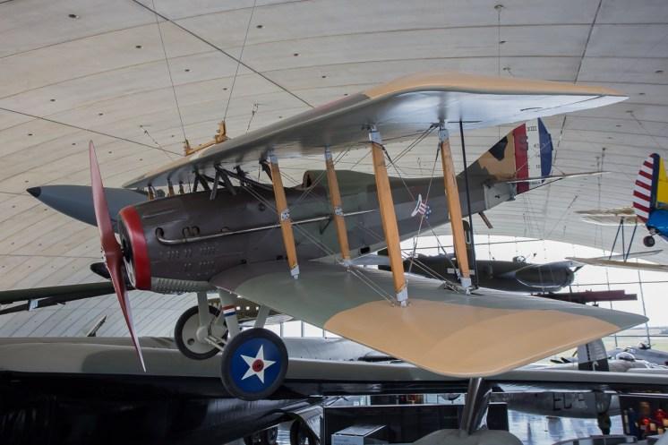 © Adam Duffield - SPAD XIII - American Air Museum Reopening
